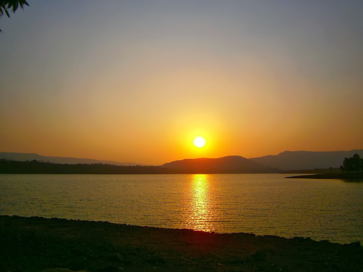 Sunset at Kamshet