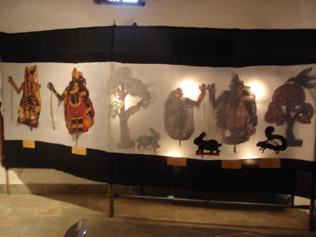 Shadow Puppets, Kerala