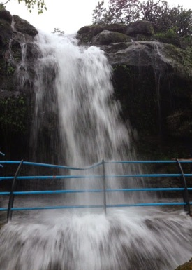 waterfalls at malshej