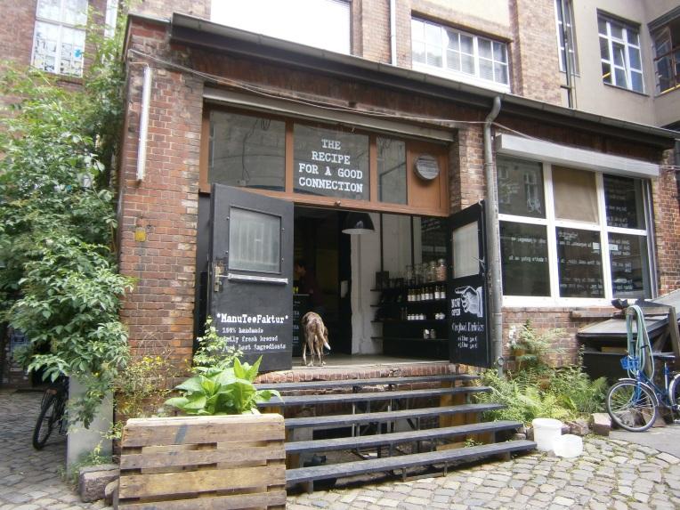 Tea house, Berlin