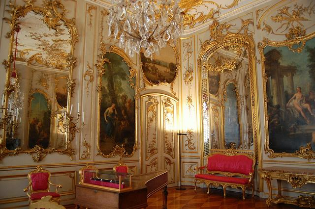 Sansoucci Palace Interior, Potsdam