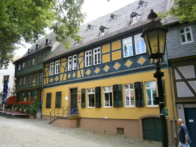 Hoscht, Frankfurt